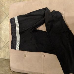 Lululemon bootleg workout pants